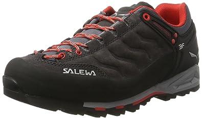 Men's Mountain Trainer Approach Shoe  Approach Alpine Climbing Scrambles  Vibram Sole Climbing Lacing Durable Suede Upper