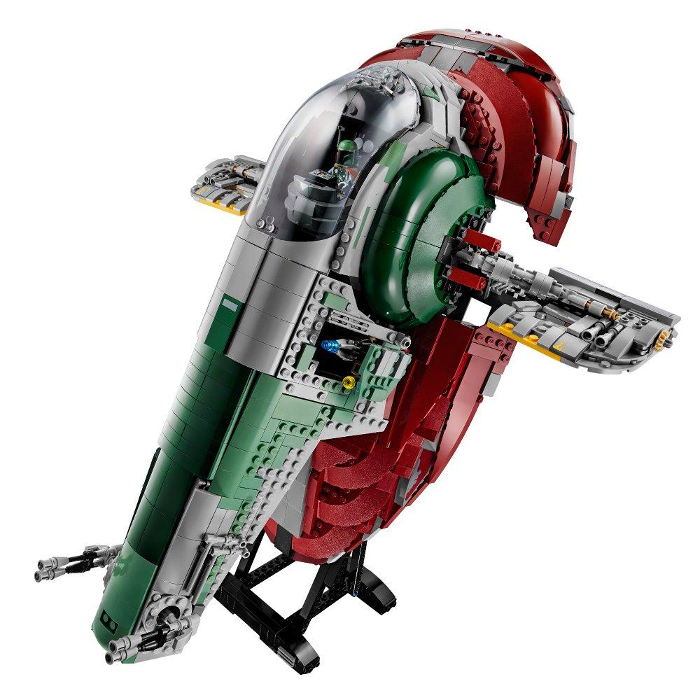Amazon Lego Star Wars Slave I 75060 Star Wars Toy Toys Games