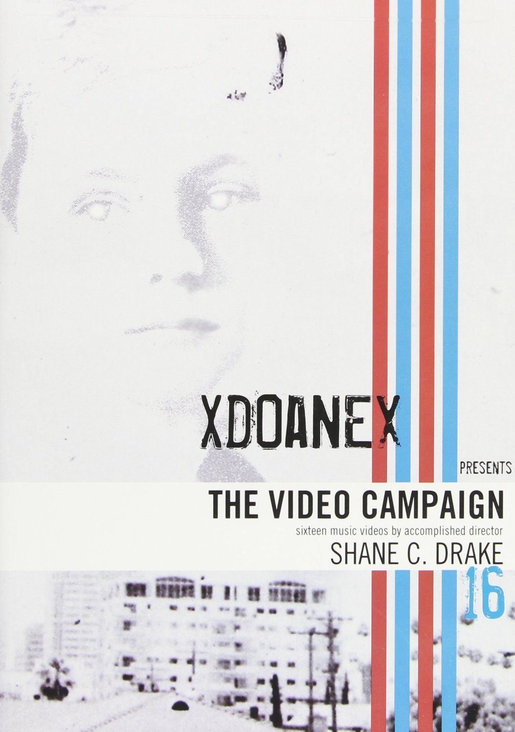 DVD : Various - Xdoanex Presents: The Video Campaign (DVD)