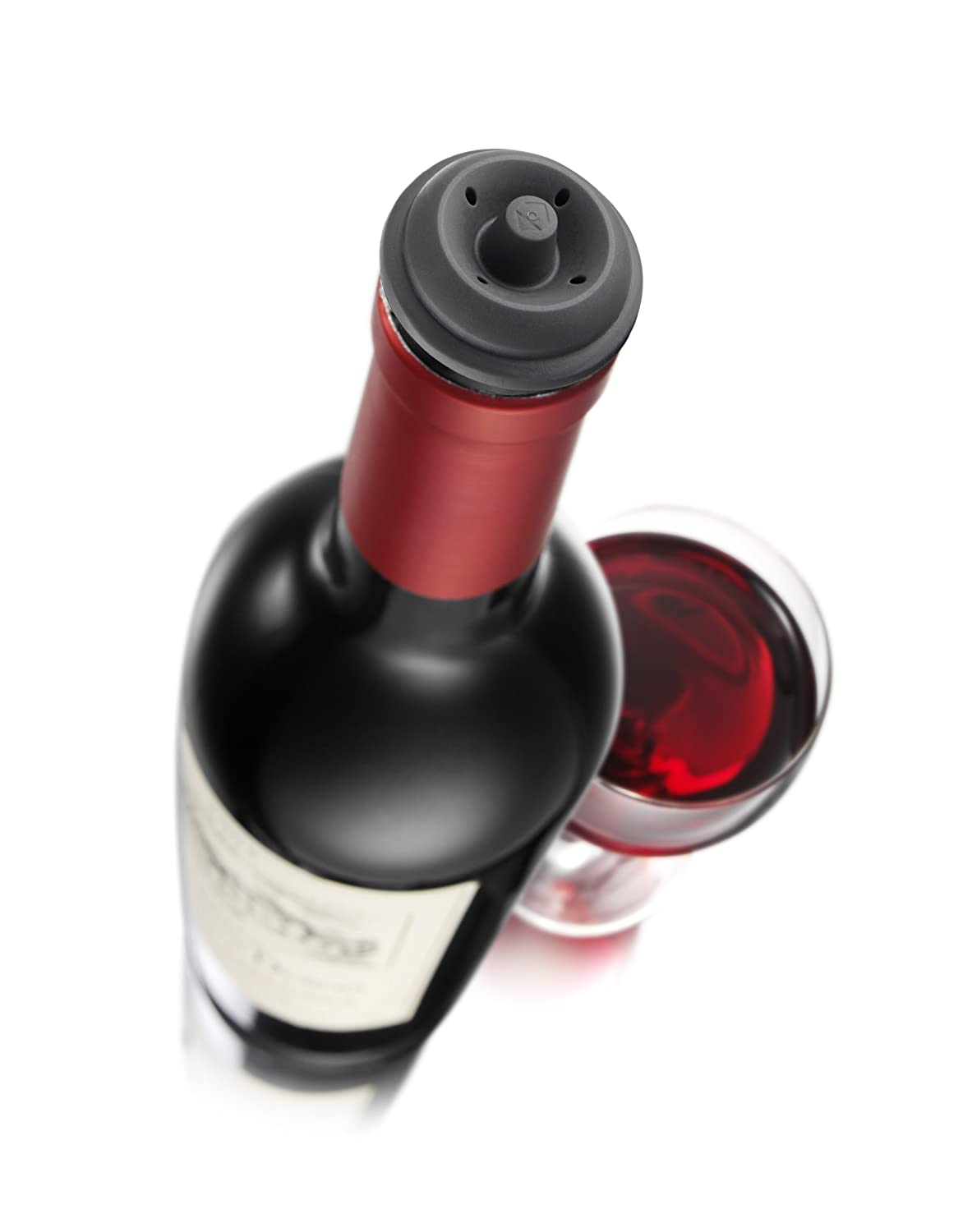 Best bottle stopper kits for safe pouring try wine bottle for Wine cork replacement
