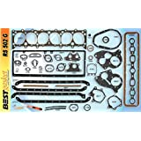 Amazon com: CZP 13533-VQ37VHR-KT Rear Timing Cover Oil Gallery