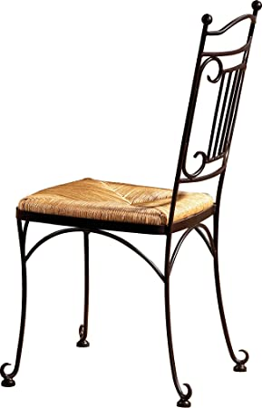 Assise Paillex2Cuisineamp; Chaises Forgé Maison Fer dCtsrhQ