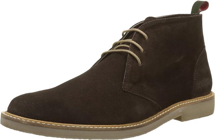 TALLA 40 EU. Kickers Tyl, Zapatos de Cordones Derby para Hombre