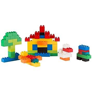 Ultrakidz Juego de bloques de construcción básicos, 80 bloques ...