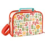 Wild & Wolf Butterflies Eco-Friendly Insulated Lunch Box Insulated Lunch Box, Standard, Multi, PTC072