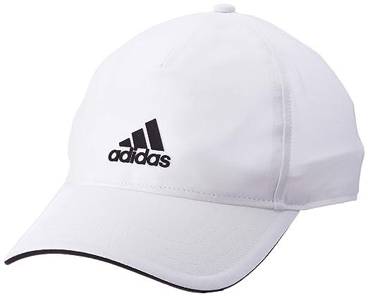 adidas BB Cap 4At A.R. Gorra, Unisex Adulto, Blanco/Negro/Negro ...