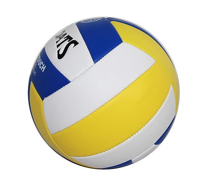 rukauf Soft Touch 5 - Pelota de Voleibol para Playa: Amazon.es ...