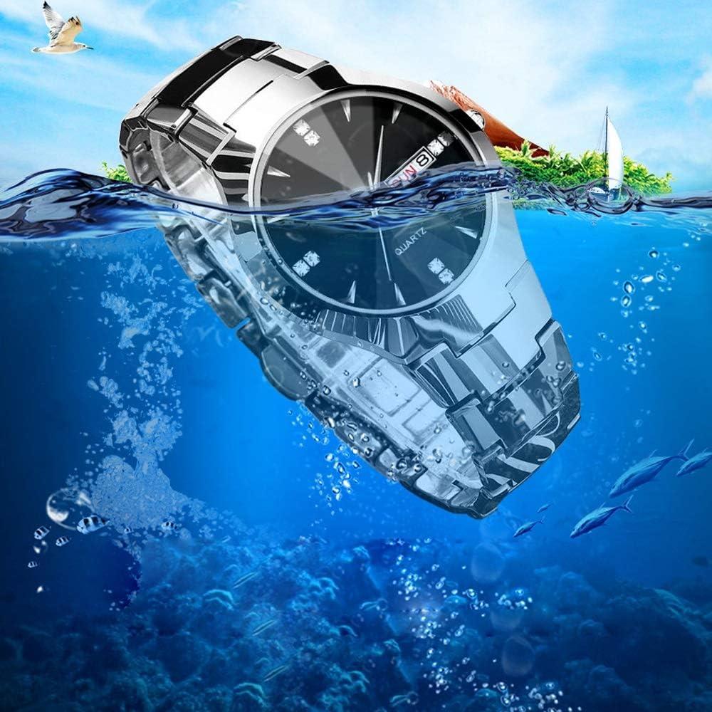Orologio LPLPLPL Guarda orologio da polso al quarzo con quadrante impermeabile e orologio da uomo Per uomo 01-gratuito