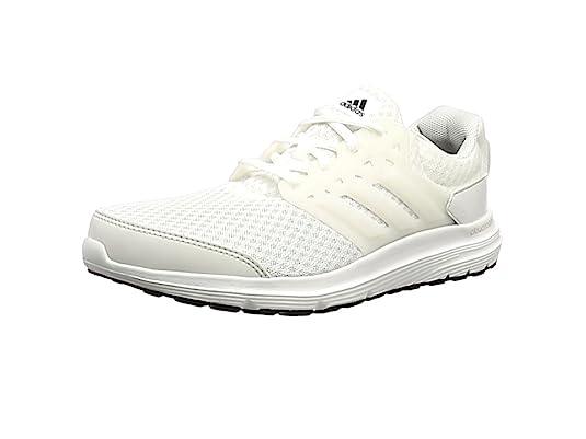 low priced 6d0a4 04a62 adidas Galaxy 3, Scarpe Running Uomo, Bianco (Ftwr WhiteCrystal White