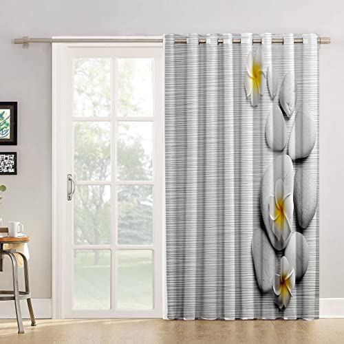 Libaoge Room Darkening Window Curtain