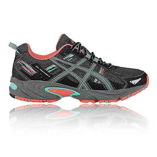 1f203d17ee ASICS Venture 5 Women's Trail Running Shoes - 4: Amazon.co.uk: Shoes ...