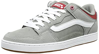 32e19efbf5 Vans Men s M Baxter Trainer grey Size  14 UK  Amazon.co.uk  Shoes   Bags