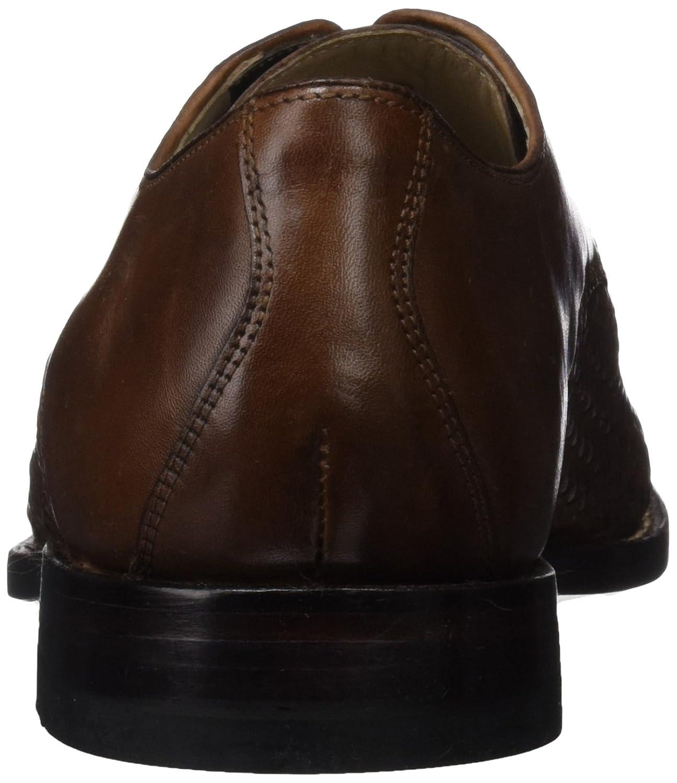 Clarks Herren Twinley Braun Lace Derby Schnürhalbschuhe Braun Twinley (Tan Weave) 017895