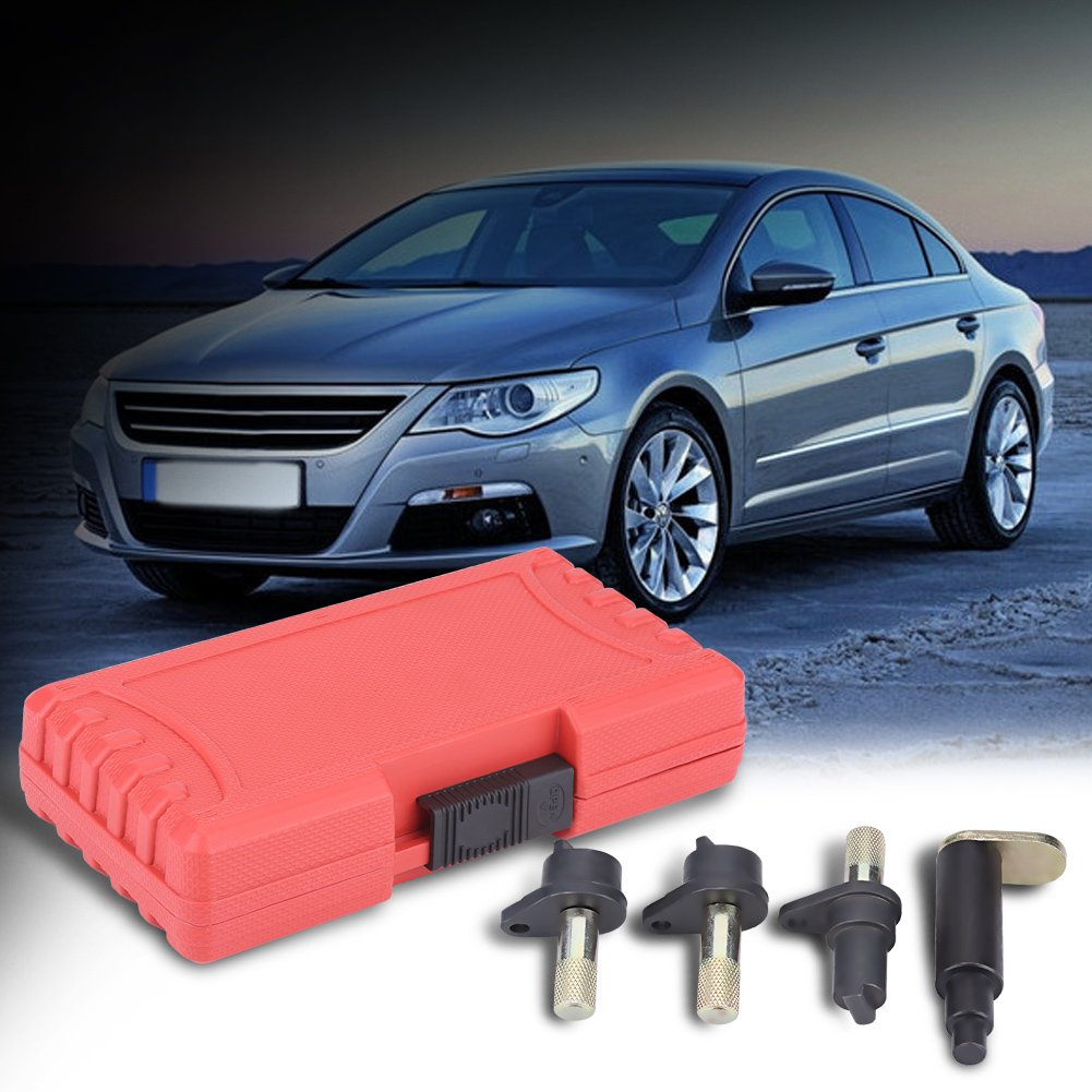 Amazon.com: Engine Timing Tool, 4Pcs Car Engine Timing Locking Setting Tool Kit Timing Lock Tool for VW Polo Fox Seat Ibiza 1.2 6V 12V: Automotive