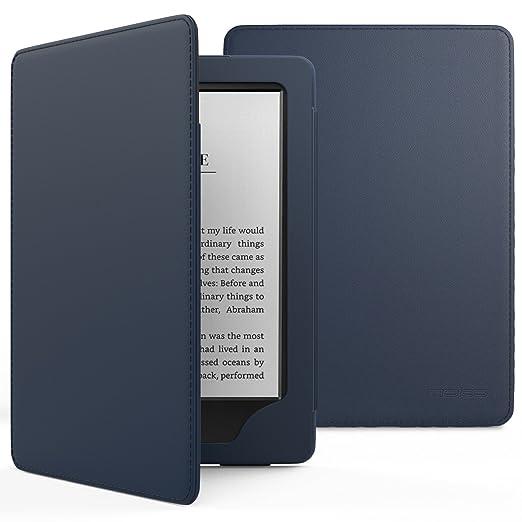 32 opinioni per MoKo Kindle 8ª Gen Case, Sottile Supporto Custodia per Nuovo E-reader Kindle,