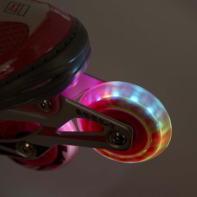 Amazon.com: Rollerblade Ruedas de repuesto con Luces ...