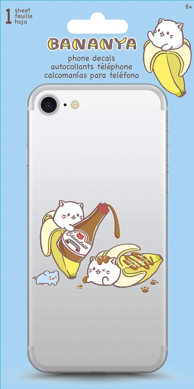 Trends International Bananya Pop Up Stickers