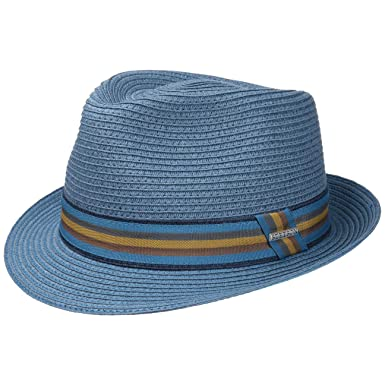 3c5df334072 Munster Toyo Trilby Hat Stetson trilby straw hat  Amazon.co.uk  Clothing