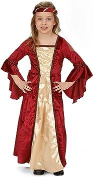 Andrea Moden 140-104 - Disfraz infantil de fresa del castillo para ...