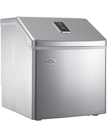 Tectake - Máquina para hacer cubitos de hielo