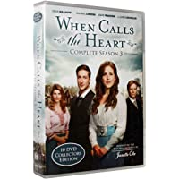 FidgetFidget When Calls The Heart Complete Season 3 (DVD, 2017, 10-Disc Set) Sealed