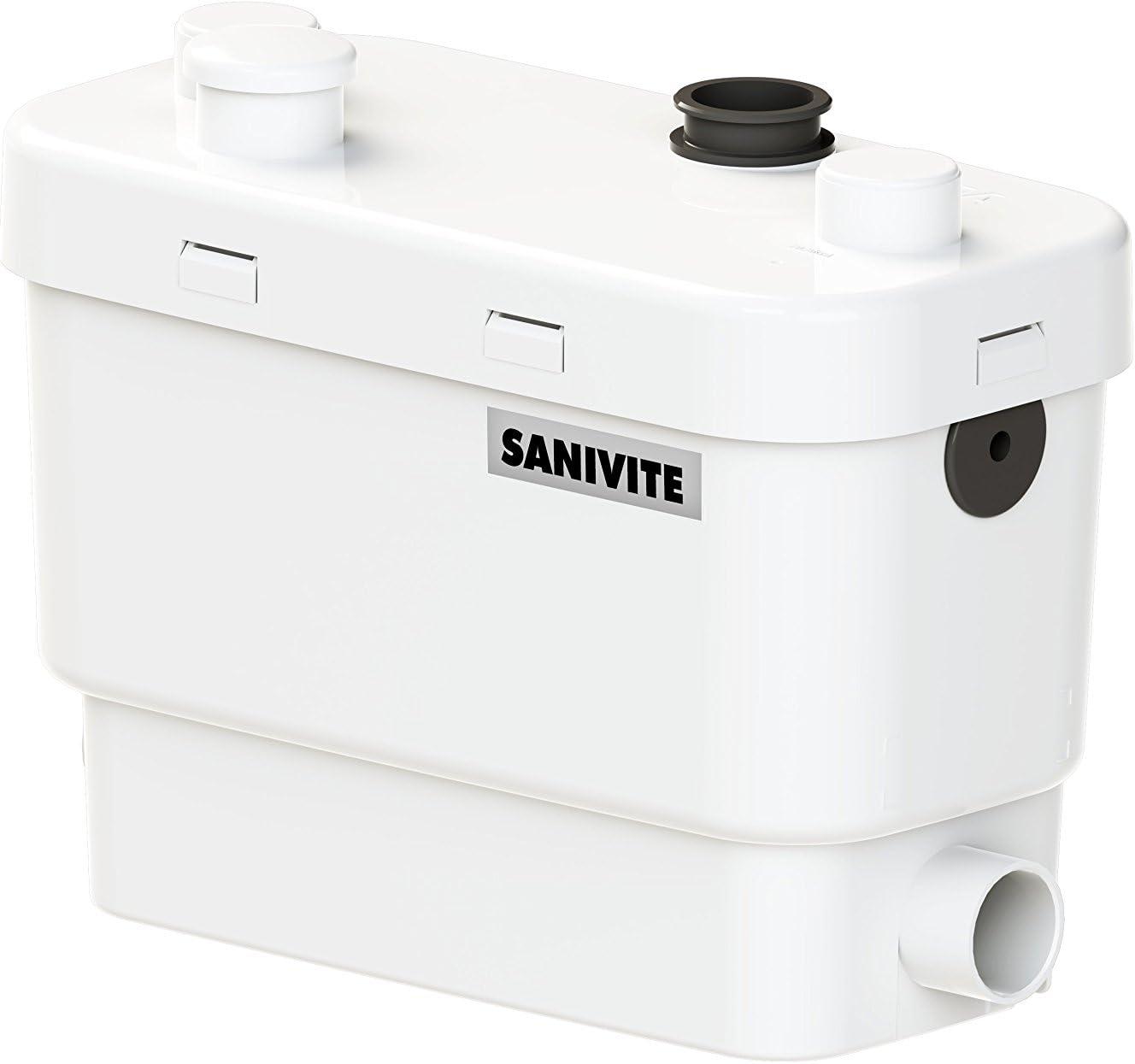 SFA SaniBroy 0008P Schmutzwasser-Förderanlage SaniVite+ Hebeanlage - Schmutzwasserhebeanlage Test