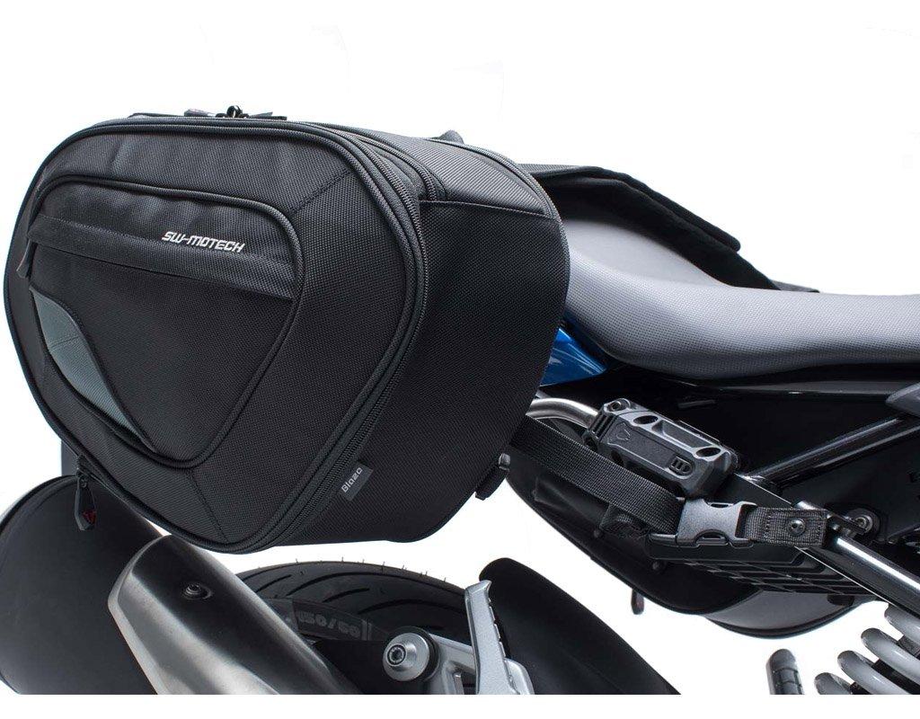 SW Motech BC. HTA 07.740.10901/W Blaze H Saddle Bag Set –  Black, OS SW MOTECH GMBH & CO.KG BC.HTA.07.740.10901/B