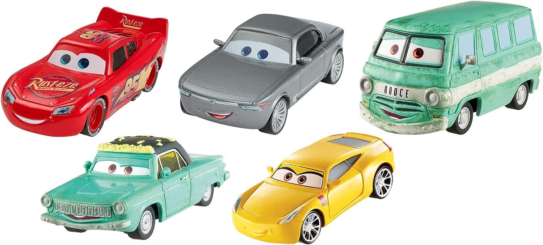 Disney Pixar Cars 3 Diecast Collection Vehicles, 5-Pack Bundle: Amazon.es: Juguetes y juegos