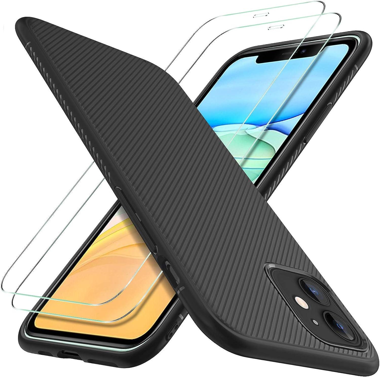Gesma 2 Stücke Schutzfolie Kompatibel Mit Iphone 11 Und Elektronik