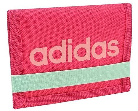 Cartera Adidas rosa