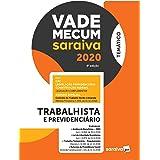 Vade Mecum Tematico Saraiva 2020 - Trabalhista e Previdenciario (Em Portugues do Brasil)