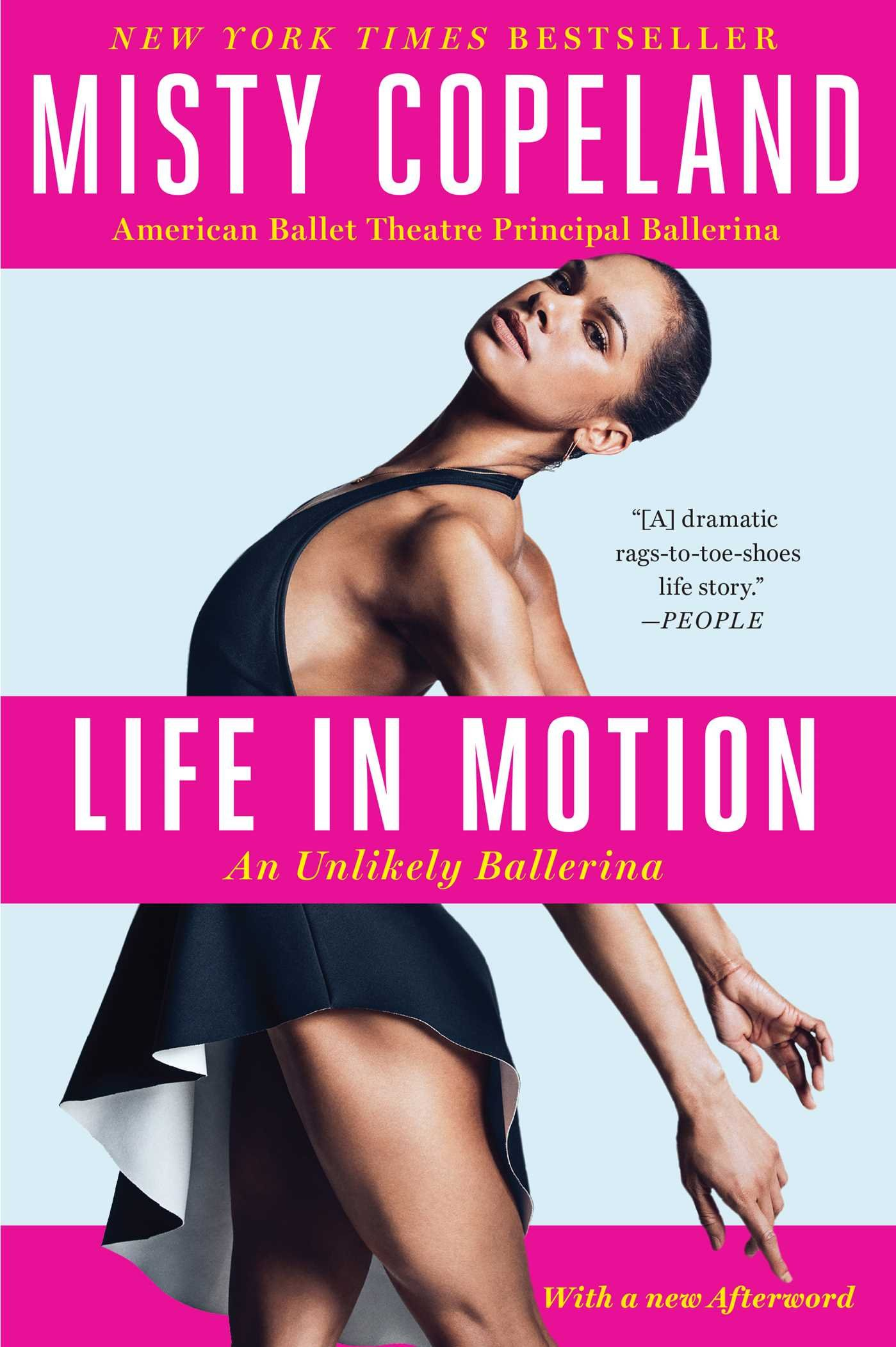 Life in Motion: An Unlikely Ballerina pdf