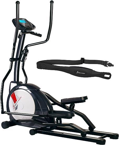 Sportstech CX630 Máquina elíptica Profesional con Movimiento de ...