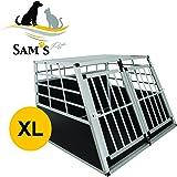 Aluminium Hundetransportbox in 3 Größen