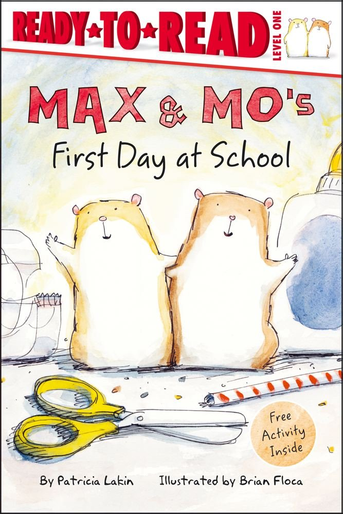 Download Max & Mo's First Day at School pdf