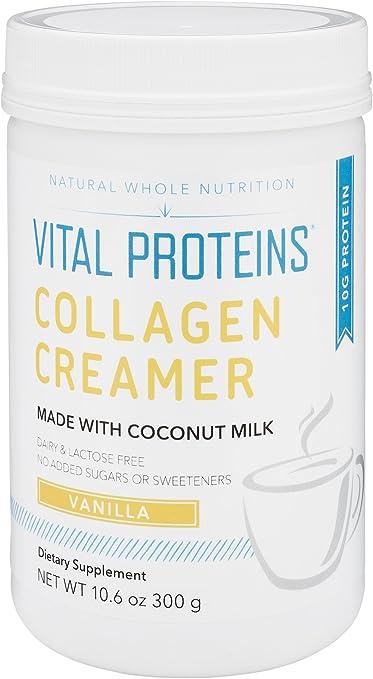Amazon Com Vital Proteins Collagen Creamer Vanilla 10oz Health Personal Care,Different Types Of Flower Arrangement Pdf