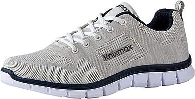 Knixmax-Zapatillas Deportivas de Hombre, Zapatillas de Running ...