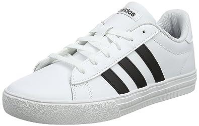 release date dde8b 8bc8f adidas Daily 2.0 K, Chaussures de Fitness Mixte Enfant, Blanc Negbas Ftwbla  000
