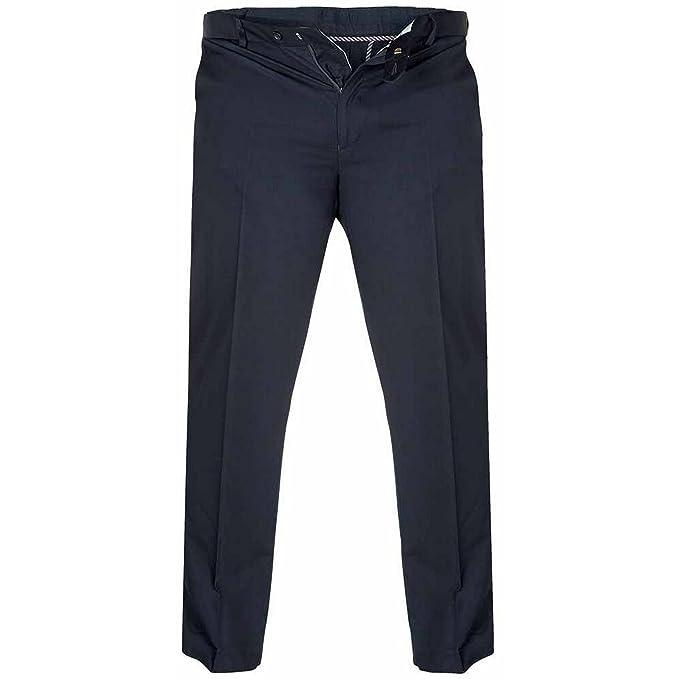 3a68870263044 Duke D555- Pantalones Chinos elásticos de Talla Grande Modelo Bruno para  Hombre  Amazon.es  Ropa y accesorios