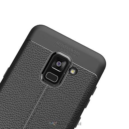 Robusto Case Carcasa for Samsung Galaxy A8+ Plus 2018 C.Metal Slate T/áctico Sujeci/ón Antipolvo Antichoque Caja Cocomii Commando Armor Galaxy A8+ Plus 2018 Funda Militar Defensor