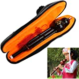 Chunshop 1PC New Chinese Hulusi Gourd Cucurbit Flute Yunnan Ethnic Instrument with Case