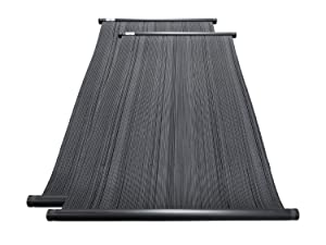 """Highest Performing Design (2-Pack) Universal Solar Pool Heater Panel Replacement (4' X 12' / 2"""" I.D. Header)"""
