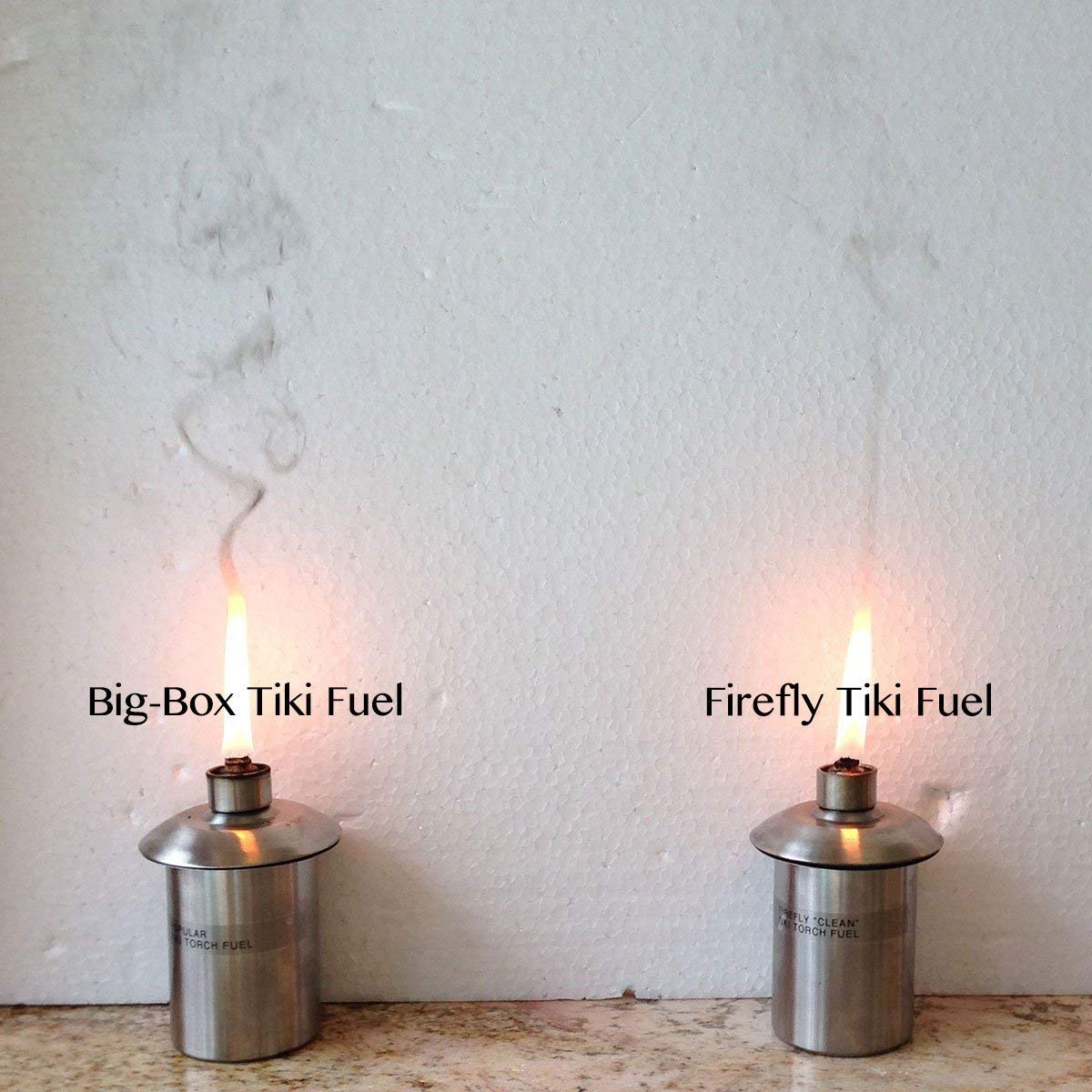 Amazon.com: Combustible Firefly para antorcha, tf-128-c, 0 ...