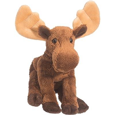 Douglas Sigmund Moose Plush Stuffed Animal: Toys & Games