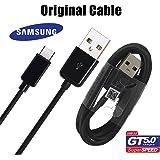 Samsung Original Data Cable for Galaxy S8S8Edge with USB-C Model ep-dg950cbe Black in Bulk