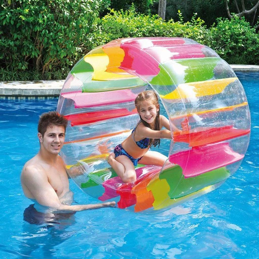 Mysida Inflatable Pool float Rueda de Agua Inflable Gigante for ...