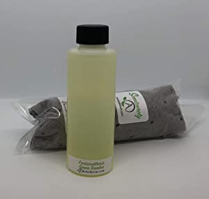 Scentcerely - Aroma Retail 4 oz Fragrance Oil Refill - Green Bamboo, Experienced at Fontainebleau Hotel