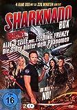 Sharknado 1-3 Box-Edition (2 DVDs mit 3 Filmen plus Bonus-Doku)
