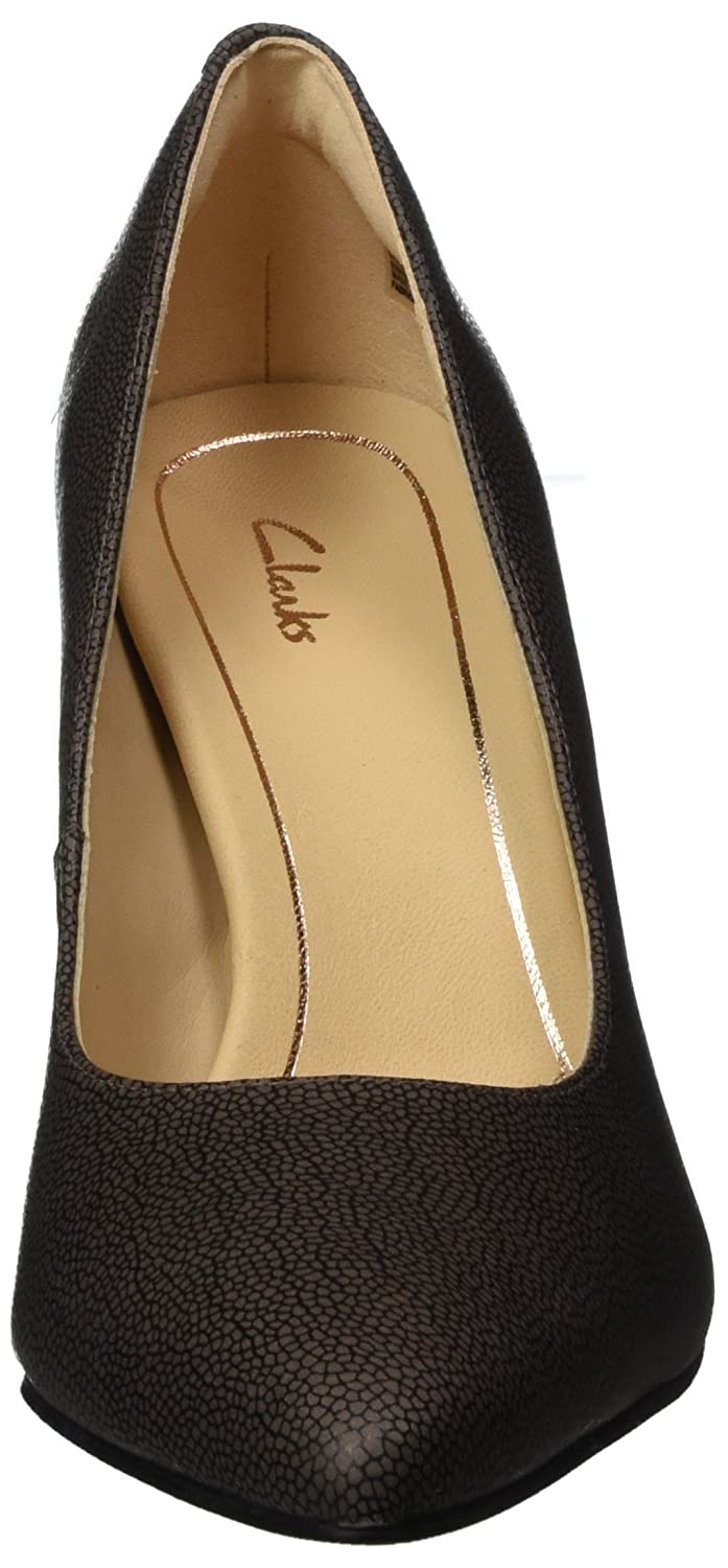 Amazon Clarks amp; Toe uk Bags Shoes co Pumps Dinah Closed Women's Keer wYTnIxvqYr