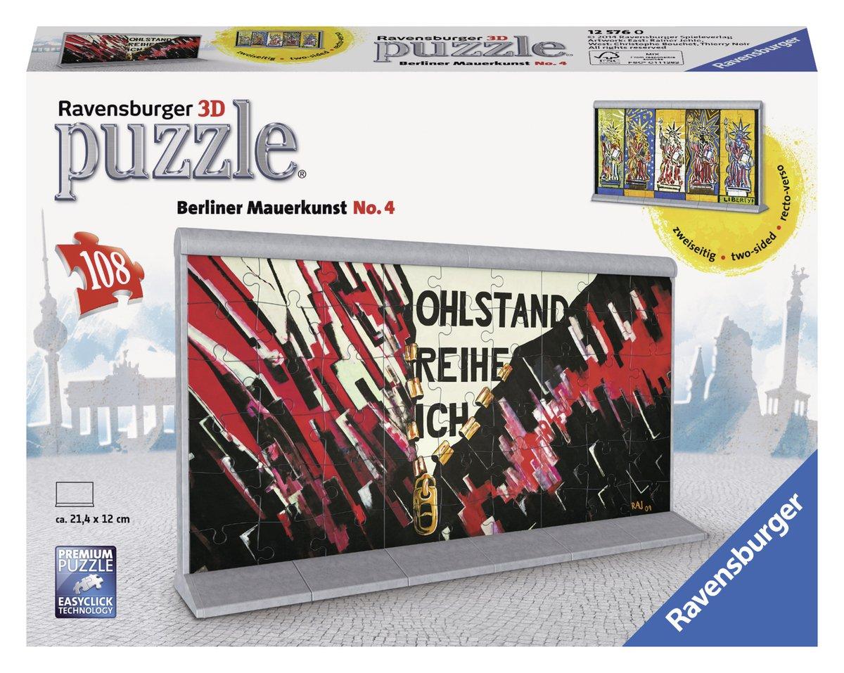 Ravensburger Spieleverlag Accesorio para Puzzle de 108 Piezas Spieleverlag 125760